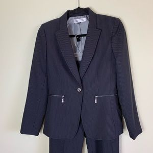 tahari asl two piece suit